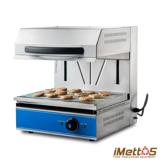 IMettos | Electric Lift Salamander Oven, Gas Salamander For Middle East