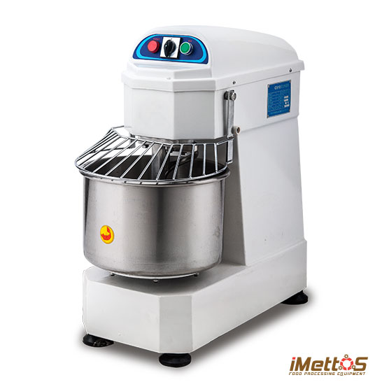 IMettos CS20H European Style Bakery Pizza Bread Dough Mixer Spiral Mixer